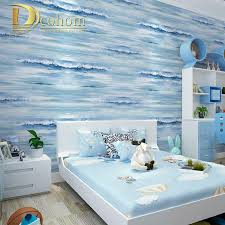 Wallpaper For Bedrooms Popular Ocean Paper Buy Cheap Ocean Paper Lots From China Ocean