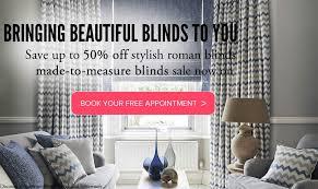 Roman Blinds Made To Measure Roman Blinds In Edinburgh Sunrite Blinds