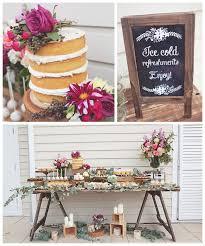 rustic bridal shower favors kara s party ideas rustic bridal shower party planning ideas