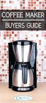 how to choose the best coffee maker buyer u0027s guide