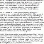 investment banking cover letter sample wealth management cover