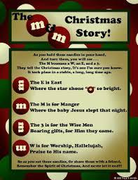 the m u0026m christmas story lds mormon frugal and free printable