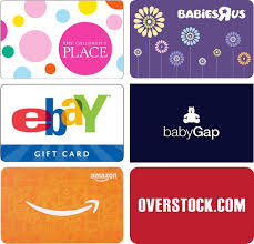 free gift cards free gift cards for baby stuff children s place babies r us