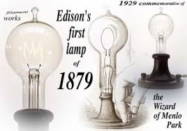 When Did Thomas Edison Make The Light Bulb Lesson 4 New Energy Sources April Smith U0027s Technology Class