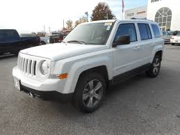 new 2017 jeep patriot latitude fwd for sale or lease laurel md