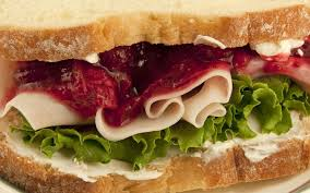 cooking light diet recipes cranberry almond turkey sandwich from the cooking light diet