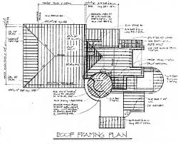 roof framing plans votes house plans 61781
