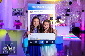bar mitzvah giveaways and jayla s emoji bat mitzvah theme a9 event spacea9 event
