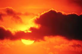 Sunset Orange the color psychology of orange