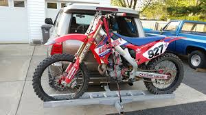 can am motocross bikes do motorcycle hitch carriers work moto related motocross