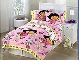 Dora The Explorer Bedroom Furniture by Dora The Explorer Bedding Sets In Print In Twin And Full Sizes