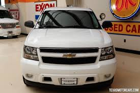 2009 chevrolet tahoe special service vehicle
