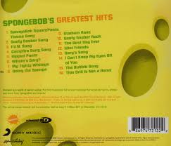 spongebob squarepants spongebob squarepants greatest hits