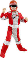power ranger costume
