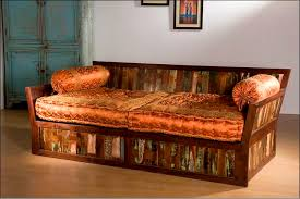 reclaimed wood backless sofa single sofa pinterest settees