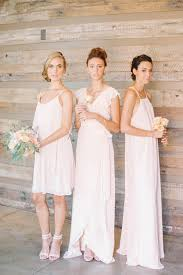 joanna august bridesmaid gorgeous mix and match bridesmaid dresses by joanna august