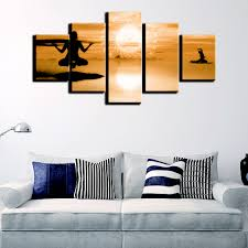 online buy wholesale sunset wall art from china sunset wall art