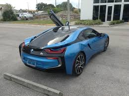bmw electric vehicle fully electric bmw i8