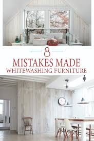 how to whitewash stained cabinets painted furniture ideas 8 mistakes made while whitewashing