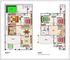 Mountain House Floor Plans by Modern Farmhouse Cabin Floor Plan And Elevation Sft Plan Image On