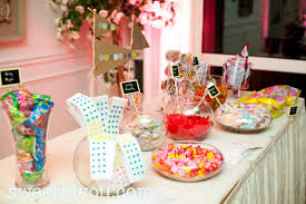 Vintage Candy Buffet Ideas by Our Diy Vintage Baseball Wedding Sweet Lil You