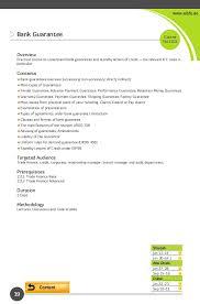 Financial Warranty Letter www eibfs ae eibfs banking and finance annual plan 2013