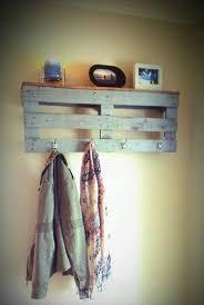 best 25 rustic coat rack ideas on pinterest pallet projects