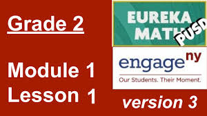 eureka math grade 2 module 1 lesson 1 youtube