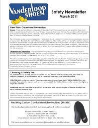 vanderloop shoes inc march 2011
