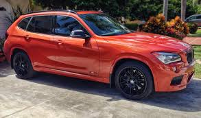 modified bmw x1 modification thread