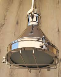 Paper Lighting Fixtures Chrome Finish Nautical Ceiling Light Maritime Pendant Beautiful