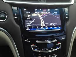 cadillac srx cue system 2013 2017 cadillac cue factory navigation system