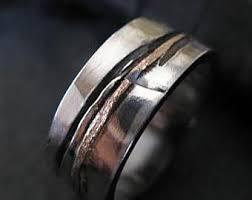 Mens Wedding Rings Black by Mens Wedding Ring Etsy