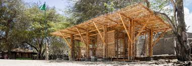 Galapagos Beach Shelter Shows Off The Versatility Of Renewable