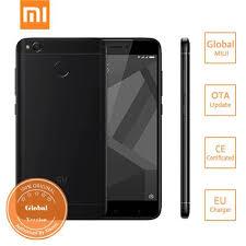 Xiaomi Redmi 4x Global Version Xiaomi Redmi 4x 3gb 32gb Smartphone Black