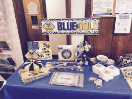 blue and gold decoration ideas blue and gold banquet ideas the boy scout utah national parks