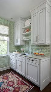 Small Kitchen Remodel Featuring Slate Tile Backsplash by Best 25 Small Kitchen Backsplash Ideas On Pinterest Kitchen