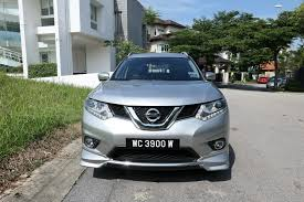 nissan malaysia a date with the nissan x trail tuned by impul timchew net