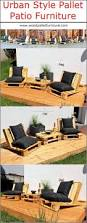 Pallet Furniture Patio by Best 20 Pallet Patio Ideas On Pinterest Pallet Decking
