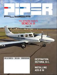 piper flyer association magazine