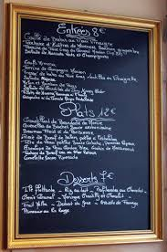23 best french café menu images on pinterest kitchen bistros
