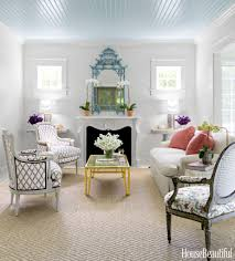 beautiful livingroom design with white floor combination black