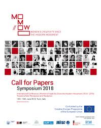 call for papers symposium 2018 momowo