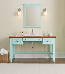 do it yourself bathroom vanity diy bathroom vanity made from a desk