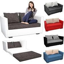 2er sofa mit schlaffunktion vcm 2er schlafsofa sofabett sofa mit schlaffunktion material