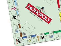 Monopoly Map Monopoly Board Game Uk Image Gallery Hcpr