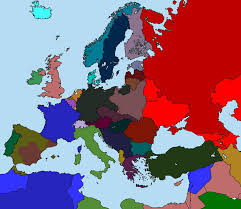 Map Of Eurpoe Map Of Europe 1936 By Theko9isalive On Deviantart