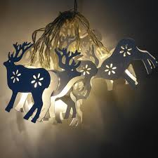Christmas Decorating Pendant Lights by Aliexpress Com Buy 1 6 Meters Creative Led Christmas Decoration