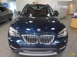 2014 Bmw X1 Interior 2013 Bmw X1 Xdrive 35i Midnight Blue Metallic Color Terra