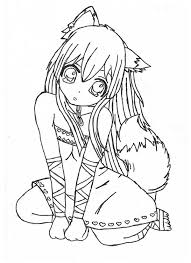 free coloring pages anime kawaii 673 bestofcoloring